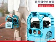 名磊充電水泵便攜式農用澆菜戶外抽水機家用小型12V充電式抽水泵