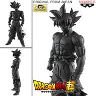 Model โมเดล งานแท้ 100% แมวทอง Banpresto Dragon Ball Super Saiyan 3 ดราก้อนบอล ซุปเปอร์ ไซย่า 3 Son Goku Gokou ซง โกคู โงกุน Resolution of Soldiers Color Black Ver Original from Japan manga