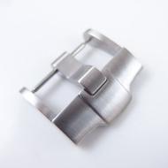 【錶帶城】品質嚴選厚實不銹鋼代用原廠款 AP 愛彼皇家橡樹 ROYAL OAK 防水PU橡膠錶帶 收24mm 錶扣