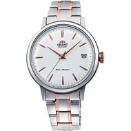 Orient RA-AC0008S10B Bambino 36MM Women's Two-Tone Stainless Steel Watch(Multicolor)