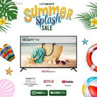 ☂♟❐Devant 40-inch Simple Smart TV with FREE Wall Bracket  - 40STV102