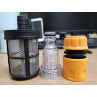 高壓清洗機濾網,濾心,水管快速接頭