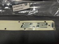 售 BMW E39 E46 Z3 後箱蓋 2.2 字標  全新原廠正品