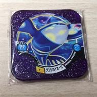 神奇寶貝tretta 紫閃P卡 蓋歐卡 正版卡