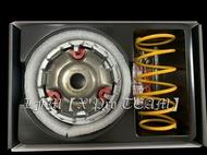 【LFM】 KOSO DRG 勁戰六代 水冷BWS NMAX FORCE SMAX 勁戰五代 競技 輕量化 傳動套件組 普利盤 大彈簧 普利珠 DRG158 雷霆S VJR VJR110 VJR125 MANY