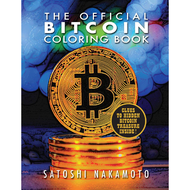The Official Bitcoin Coloring Book【三民網路書店】[73折]