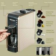 Negusto Dolce Gusto Illy Ese Pods Mayaka Newori341 Coffee Maker