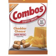 Combos Cheddar cheese party size 425g (on stock)