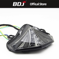 BDJ Motorcycle Accessories LED turn signals motorcycles turn signal Tail Light For YAMAHA MT 07 MT07 FZ 07 MT 25 MT 03 YZF R3 R25