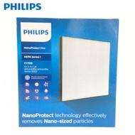 飛利浦 奈米級勁護HEPA除濕機濾網 FY1119/20 (適用DE5206、DE5205) 抗敏清淨 雙效防護