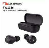 Nakamichi TW1126 Bluetooth Ver 5.0 True Wireless Earphones Ready Stocks Local Warranty