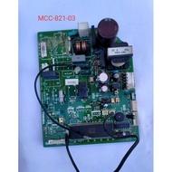 แผงวงจรแอร์  Toshiba Carrier/MCC-821-03 อะไหล่แท้อะไหล่ถอด