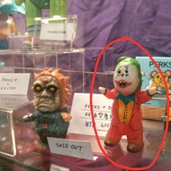 2019 TTF 玩具展【徵收】TTF 小丑