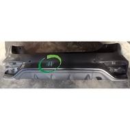 Perodua Alza 2018 SE, Advance Rear Bumper with Sensor Hole