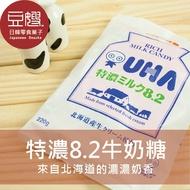 【豆嫂】日本零食 UHA味覺糖 UHA特濃牛奶糖(大袋裝家庭號)