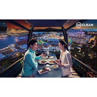 Cable Car Sky Dining - Fly Me To Japan (For 2 Persons)