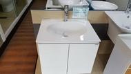 凱薩馬桶組CF-1425+凱薩浴櫃臉盆+日本陶瓷心蓮蓬頭~特惠價!實體門市安心選購