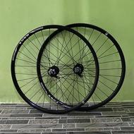 Wheelset 27.5 Hub bearing jangkrik - wheelset mtb 27.5 - wheelset mtb 27.5 - wheels 27.5