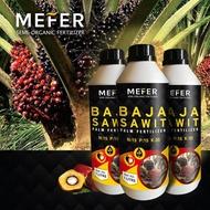 [Hasil Berganda] Baja Sawit Palm Fertilizer Teknologi Nano by MEFER - Meningkatkan Mutu Buah Sawit Buah Menjadi Berat