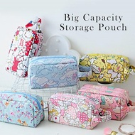 Tokidoki / Hello Kitty / Melody /  Unicorn / Little Twin Star / Mickey Make up pouch Toiletries Bag