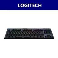 Logitech - G913 TKL LINEAR RGB Lightspeed無線機械式遊戲鍵盤(無數字鍵台) 920-009523