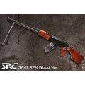 < WLder > SRC AK47 RPK 全金屬 電動槍 二代 (AK74 AKM PMC BB槍BB彈玩具槍步槍狙擊槍卡賓槍衝鋒槍