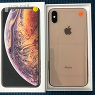 二手 IPhone XS MAX 512G 金色。💰錢不夠可以分期呦!
