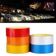 5mx2cm Motorcycle Car Luminous Reflective Sticker Reflective Tape Roll Bright