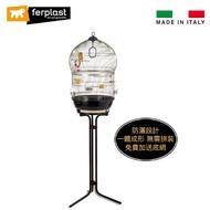 義大利ferplast飛寶進口鳥籠虎皮玄鳳小號豪華型鸚鵡寵物鳥籠子大鸚帝國