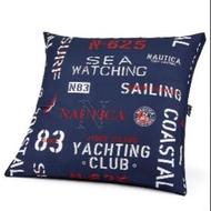 Costco代購   Nautica 方型抱枕 66 x 66 x 4 公分