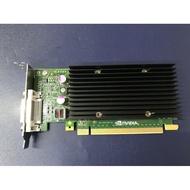 NVIDIA NVS300 DDR3 512MB+電纜轉換器