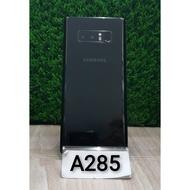 【承靜數位】SAMSUNG NOTE8 64G 黑色 9成新 二手空機價 中古手機交換 高雄實體店面A285