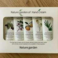 🙌韓國Nature Garden護手霜禮盒