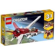 樂高積木 LEGO《 LT31086 》創意大師 Creator 系列 - 未來飛行器