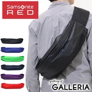 [Japan Rolex] Samsonite Red Body Samsonite RED Samsonite Body Bag NOMAD CARRY Nomad Carry BODY BAG L Men's Women's 89118