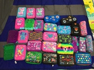 All clear purchase special spot in Australia Singapore smiggle pencil box pencil bag pencil cases