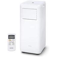 アイリスオーヤマ ポータブル クーラー エアコン 冷風機 7畳 除湿 換気 ホワイト IPP-2221G-W