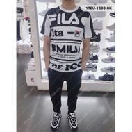 {限量} FILA #米蘭 SNBN系列 短袖T恤 2020米蘭時裝週 滿版 米蘭 限量發行 ins