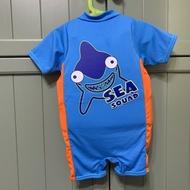二手) speedo sea squad兒童泳衣 浮力衣 浮力背心 男童 女童 超取快速出貨