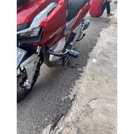 Adv 150 Body Protector Set And Agna Jalu Set Crash bar ADV 150 Rear And Agna Jalu