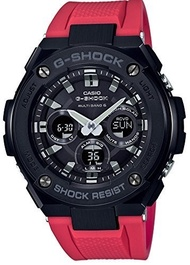 (Casio) [Casio] CASIO watch G-SHOCK G Shock G-STEEL Solar radio GST-W300G-1A4JF Men s-