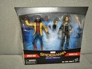 [bm] 孩之寶 Hasbro Marvel Legends 蜘蛛人 返校日 校服蜘蛛人& MJ 雙人包