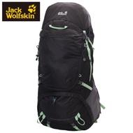 【Jack wolfskin 飛狼】Adventure 登山背包 100+20L『黑色』