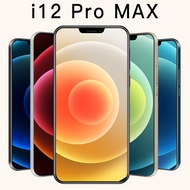 【Diskon 90% 】 I12promax 6.7Inci Full HD Handphone Ram 6/128Gb Android 10.0 Double Kartu Sim Hp Murah Cuci Gudang Hp Murah 900K Mirip dengan Hp iPhone 12 Pro Max