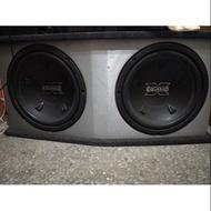 雙12吋 好萊塢 (含800W擴大機) 重低音
