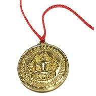 【十方佛教文物】準提鏡 中國結項鍊(勤修供養 平安財運順利)