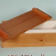 MIT矽膠吐司模木盒組 母乳皂模 手工皂模 吐司模