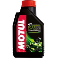 Motul 5100 4T 10W40 Motorcycle Engine Oil (Original Motul)