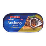 Princes Anchovy Fillets in Olive Oil