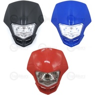 HOT Selling Headlight Assembly Assy XRM 110   XRM 125 with Sticker